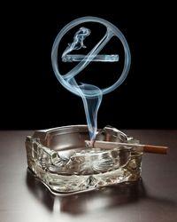 Ozongenerator gegen Zigarettenrauch